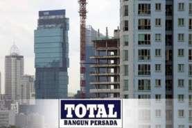 Total Bangun Persada (TOTL) Raup Kontrak Baru Rp826 Miliar Sejak Awal Tahun