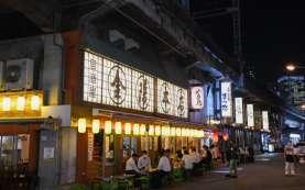 Lonjakan Kasus di Jepang, Bar di Tokyo Tutup Lebih Awal