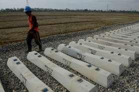 KAI Bangun Jalur Kereta 4,2 Km ke Pelabuhan Belawan