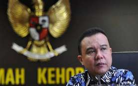 Edhy Prabowo Ditangkap KPK, Sufmi Dasco Sebut Kata Khilaf dan Musibah