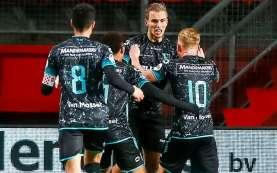 Hasil Liga Belanda, Twente Dihajar RKC Waalwijk di Enschede