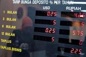 BI dan LPS Pangkas Bunga, Bagaimana Deposito Mandiri, BCA, BNI dan BRI?