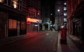 Lockdown di Inggris Pangkas 30 Persen Kenaikan Kasus Covid-19