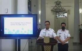 Positif Covid-19, Anies dan Ahmad Riza Tetap Pimpin Pemerintahan