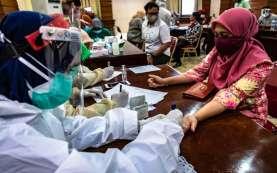 9 Bulan Covid-19 di Indonesia: Rekor Kasus Harian Terus Meninggi