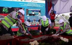 Pelindo dan Pertamina Resmi Bangun Jalur Pipa Gas Kuala Tanjung