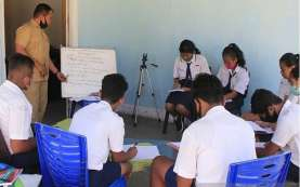 Pembelajaran Tatap Muka di Jateng Dihentikan Pasca Siswa Positif Corona