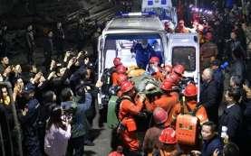 18 Orang Tewas Terjebak di Tambang Batu Bara di China