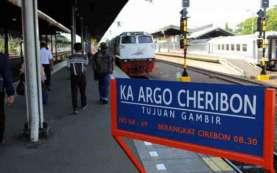 KA Argo Cheribon Layani Rute Cirebon-Jakarta Selama Desember