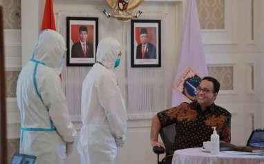 PSBB Jakarta Diperpanjang hingga 21 Desember, Ini Penjelasan Anies Baswedan