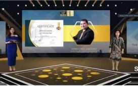 Dirut SIG, Hendi Prio Santoso, Raih Penghargaan CEO Terbaik Top BUMN Award 2020