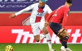Hasil Liga Prancis : Lille Tetap Pimpin Klasemen, Skor 0–0 vs PSG