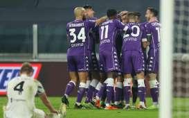 Juventus Akhirnya Kalah, Dihajar Fiorentina di Turin Skor Telak 0–3