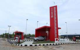 CIMB Niaga Hadirkan ATM Drive Thru di Rest Area KM 164 Tol Cipali