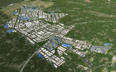 Begini Konsep Kota Pintar dan Berkelanjutan Subang Smartpolitan