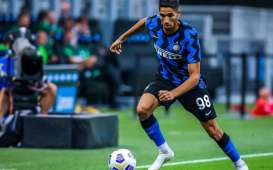 Diinginkan 10 Klub, Ini Alasan Achraf Hakimi Pilih Inter Milan