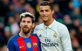 Mengejutkan, Ternyata Begini Pandangan Messi Terhadap Ronaldo