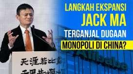 Batu Sandungan Ekspansi Bisnis Jack Ma
