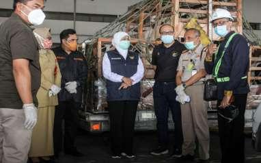 Gubernur Jawa Timur Khofifah Terinfeksi Covid-19
