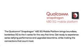 Percepat Komersialisasi 5G, Qualcomm Hadirkan Snapdragon 480