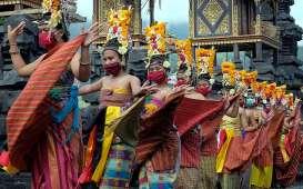 Foto-Foto Adat dan Budaya di Bali saat Pandemi Covid-19