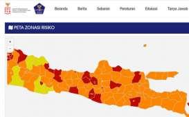 Zona Merah Covid-19 di Jateng Tersisa 9 Daerah