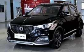 MG ZS Facelift Raih Peringkat Bintang 5 Asean NCAP