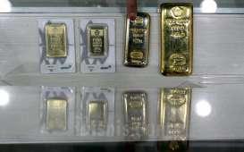 Harga Emas 24 Karat Antam Hari Ini, Minggu 10 Januari 2021