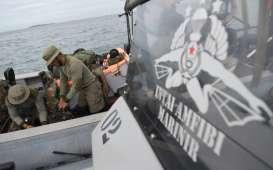 Titik Jatuhnya SJ 182 Ditemukan, TNI Marking Lokasi Black Box