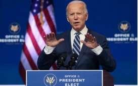 Joe Biden: Warga AS Tak Wajib Vaksinasi Covid-19