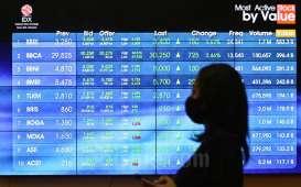 Ditopang Saham Adaro (ADRO) dan Telkom (TLKM), Indeks Bisnis-27 Menguat