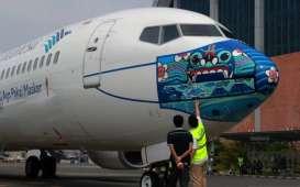 Demi Berhemat, GIAA Negosiasikan Harga Sewa 210 Pesawat