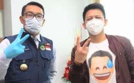 Ridwan Kamil Ajak Media Masif Kampanyekan Keberhasilan Vaksinasi