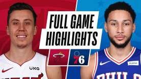 Ini Hasil Lengkap Pertandingan Basket NBA 15 Januari 2021
