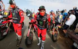 Kevin Benavides Juara Reli Dakar 2021 Kategori Motor