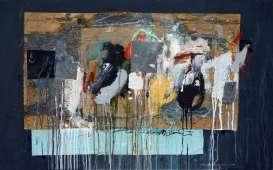 Maverick, Lukisan Abstrak dan Makna tentang Kehidupan