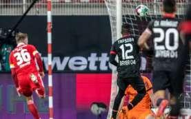 Union Berlin ke 4 Besar Bundesliga Setelah Tundukkan Leverkusen