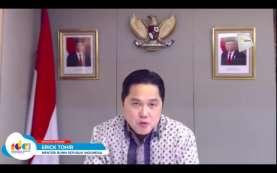 Erick Thohir Janji Tambah Direksi BUMN Perempuan dan Anak Muda