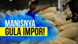 Produksi Minim, Indonesia Butuh Impor Gula