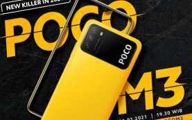 Poco M3 Segera Meluncur di Indonesia
