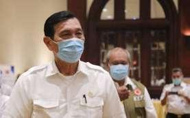 Luhut: CEO SWF akan Diumumkan Presiden Jokowi Minggu Depan
