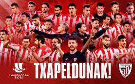 Bilbao Libas Barcelona untuk Rebut Piala Super Spanyol Ketiga
