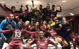 Hasil Liga Prancis : Disikat Metz, Lyon Serahkan Posisi Teratas ke PSG