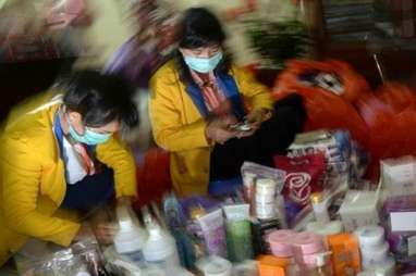 Bareskrim Polri Bekuk Pelaku Pengedar Kosmetik Ilegal
