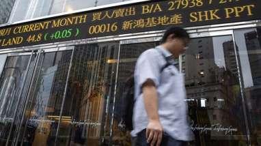 Investor China Terus Borong Saham, Bursa Hong Kong Menuju Level Tertinggi Sejak Mei 2019