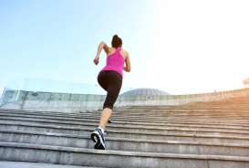 Cara Mengecek Kesehatan Jantung dengan Naik Tangga