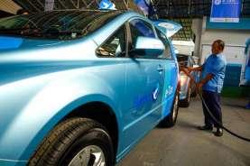 Blue Bird Setop Tambah Kendaraan, Optimalkan Teknologi AI