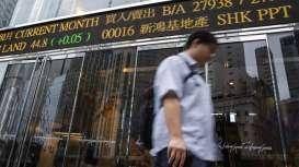 Capital Inflow Deras, Indeks Hang Seng Dekati Level 30.000