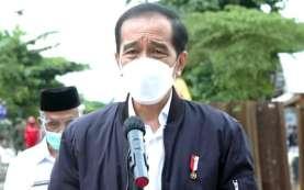 Jokowi Harap Penyaluran Santunan Korban Sriwijaya Air Dipercepat