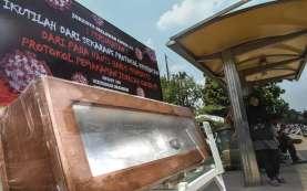 Hari Ini Kasus Covid-19 di Jakarta Tambah 3.786, Berikut Sebarannya